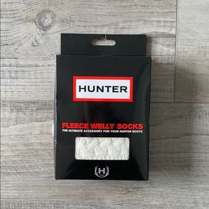 NEW Hunter Fleece Welly Boot Socks